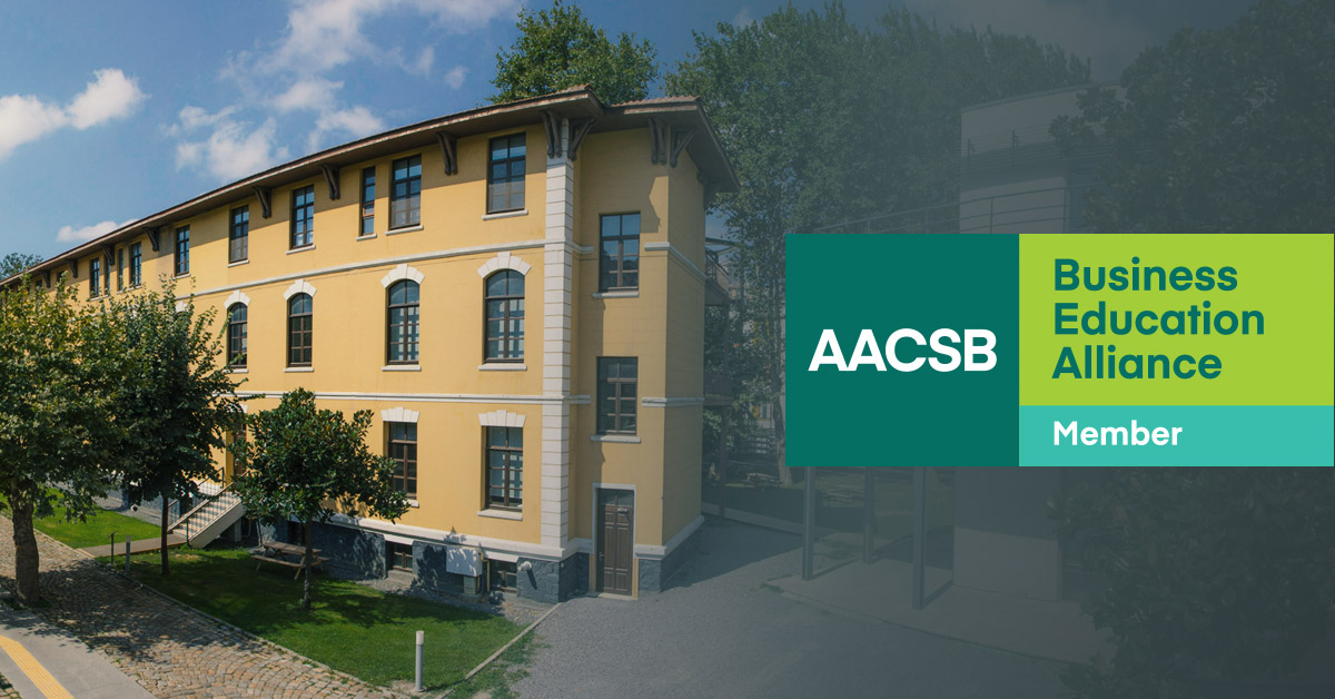 BİLGİ Faculty of Business has become a member of AACSB.