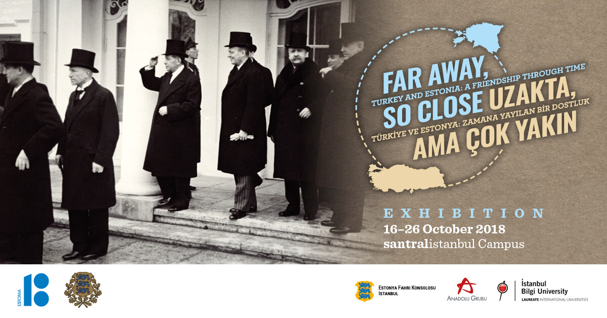 "Exhibition: ""Far away, so Close"" Estonia and Turkey"