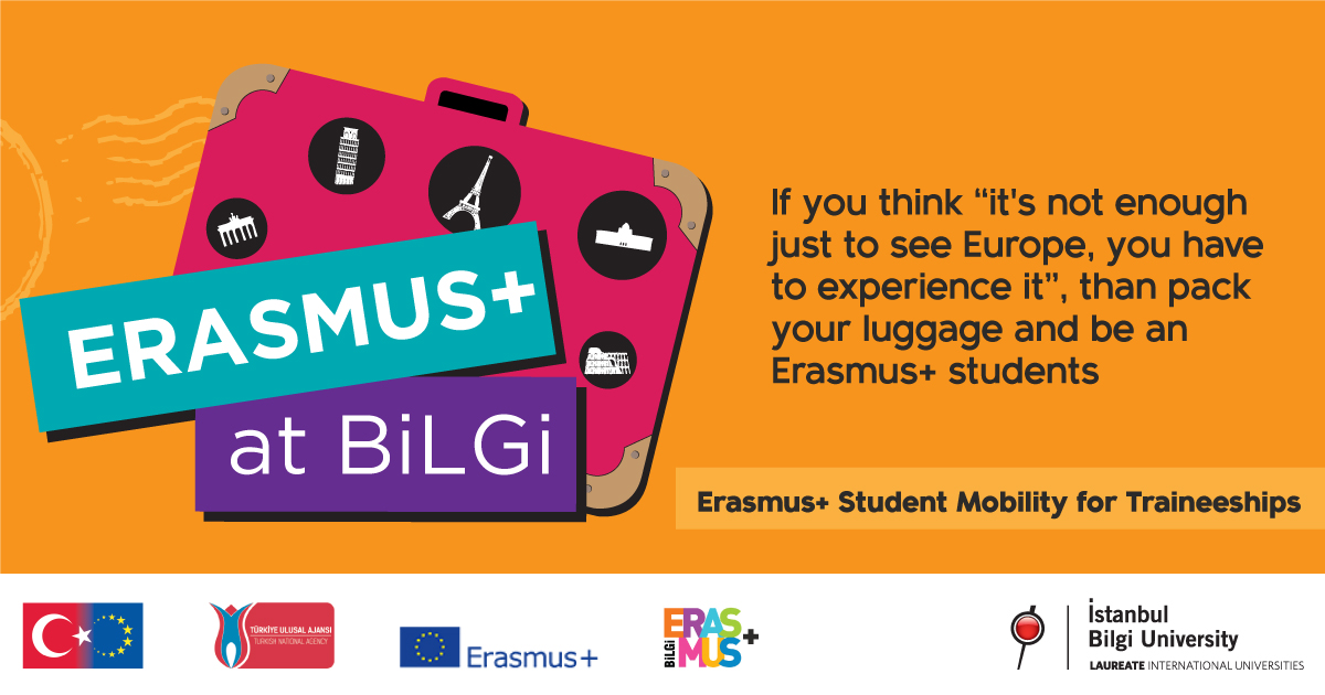 Erasmus+ Traineeship Program Information Seminars