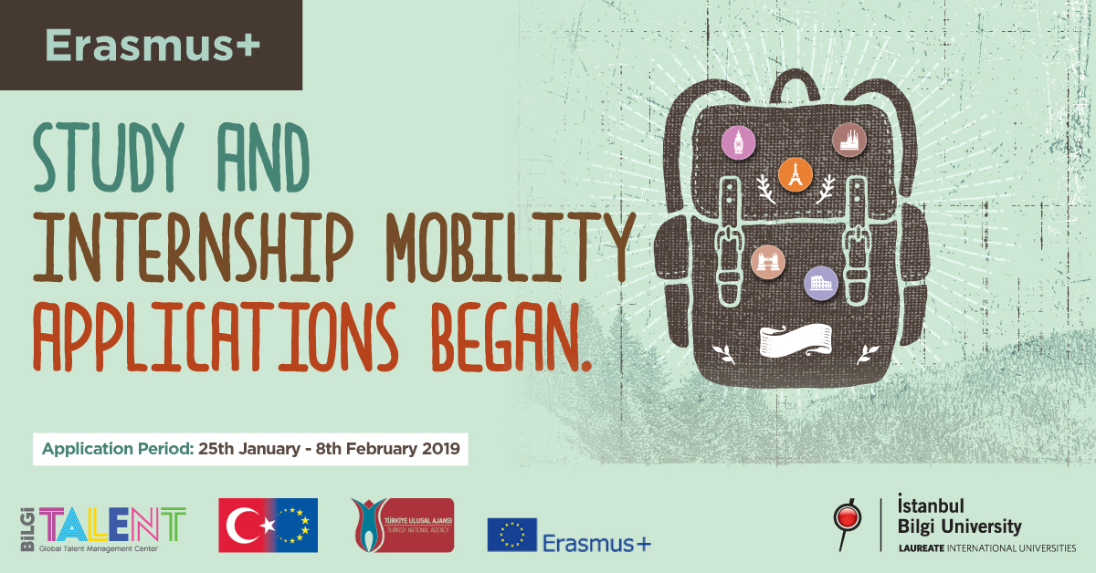 Erasmus+ Study and Internship Mobility Applications