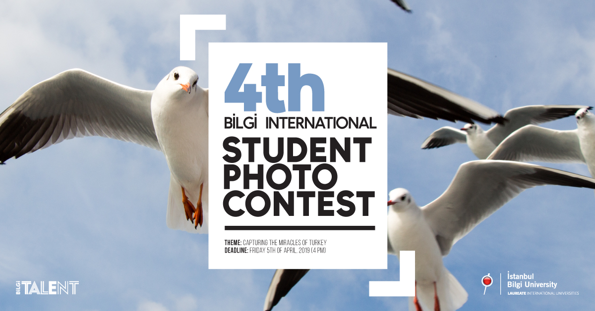 BİLGİ International Student Photo Contest 2019