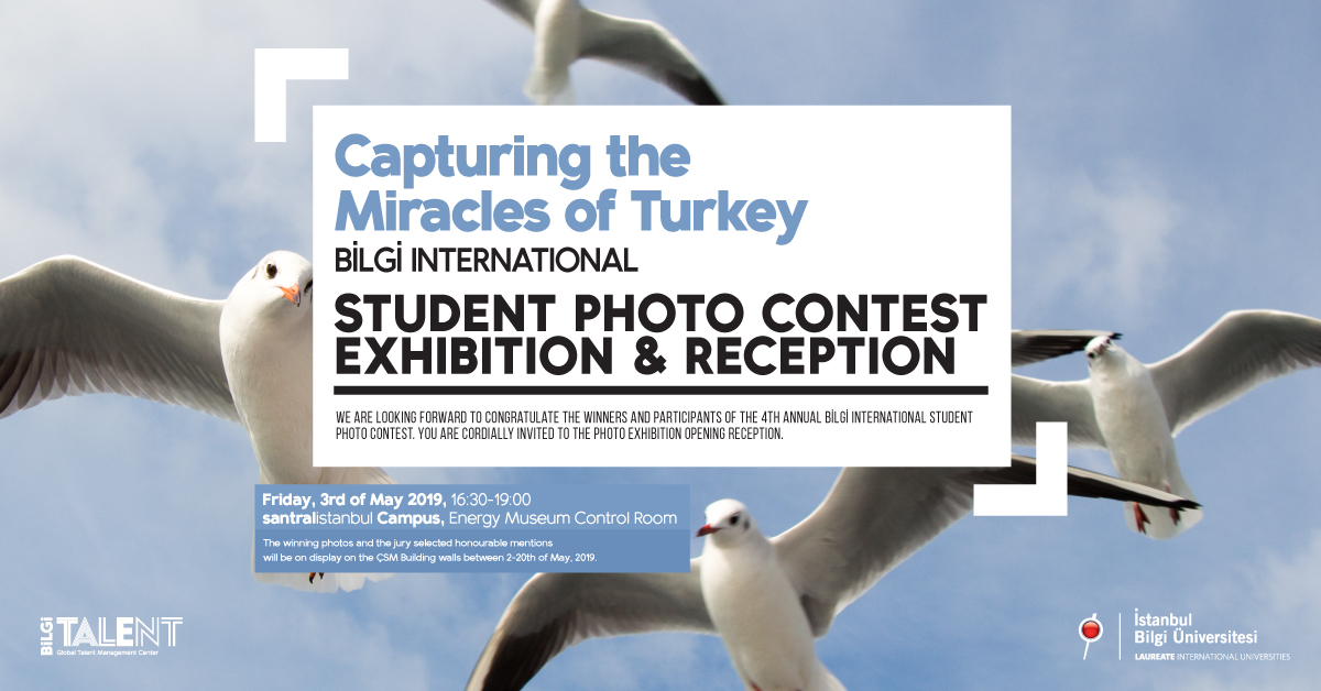 International Student Photo Contest Exhibition and Reception