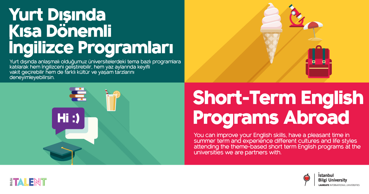 Short-Term English Programs Abroad