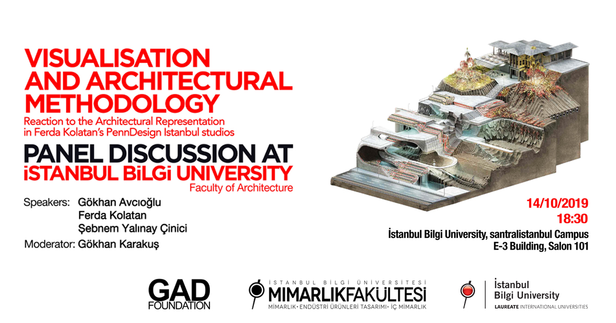 "Panel: ""Visualisation and Architectural Methodology"""