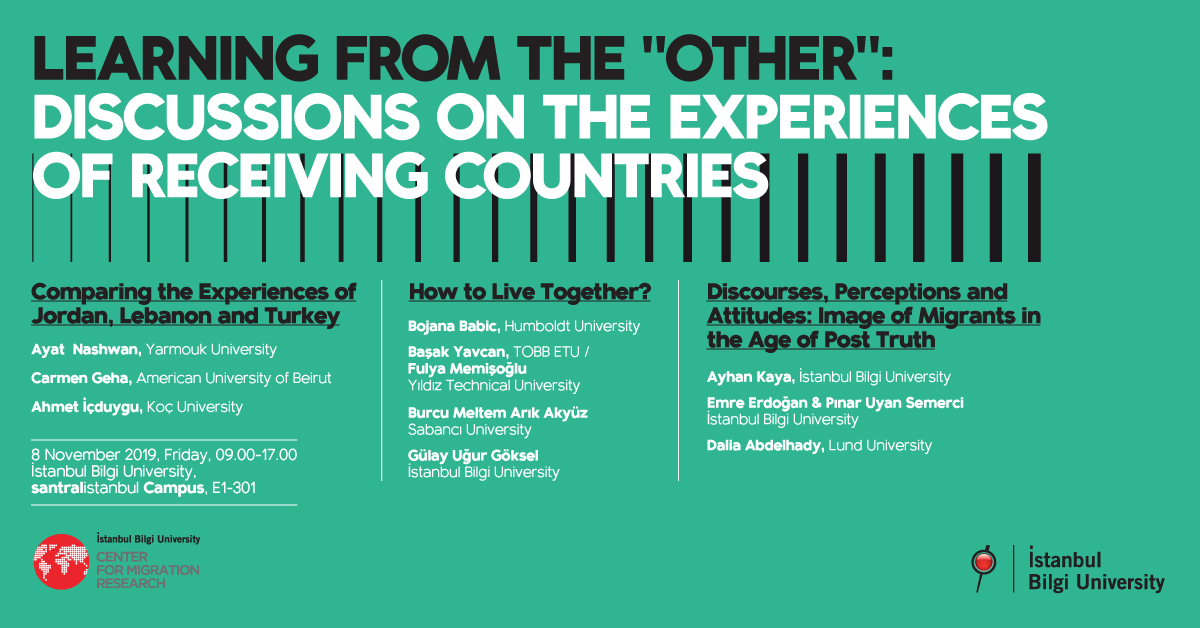 "Learning from the ""Other"": Discussions on the Experiences of Receiving Countries"