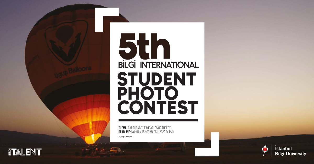 BİLGİ International Student Photo Contest 2020