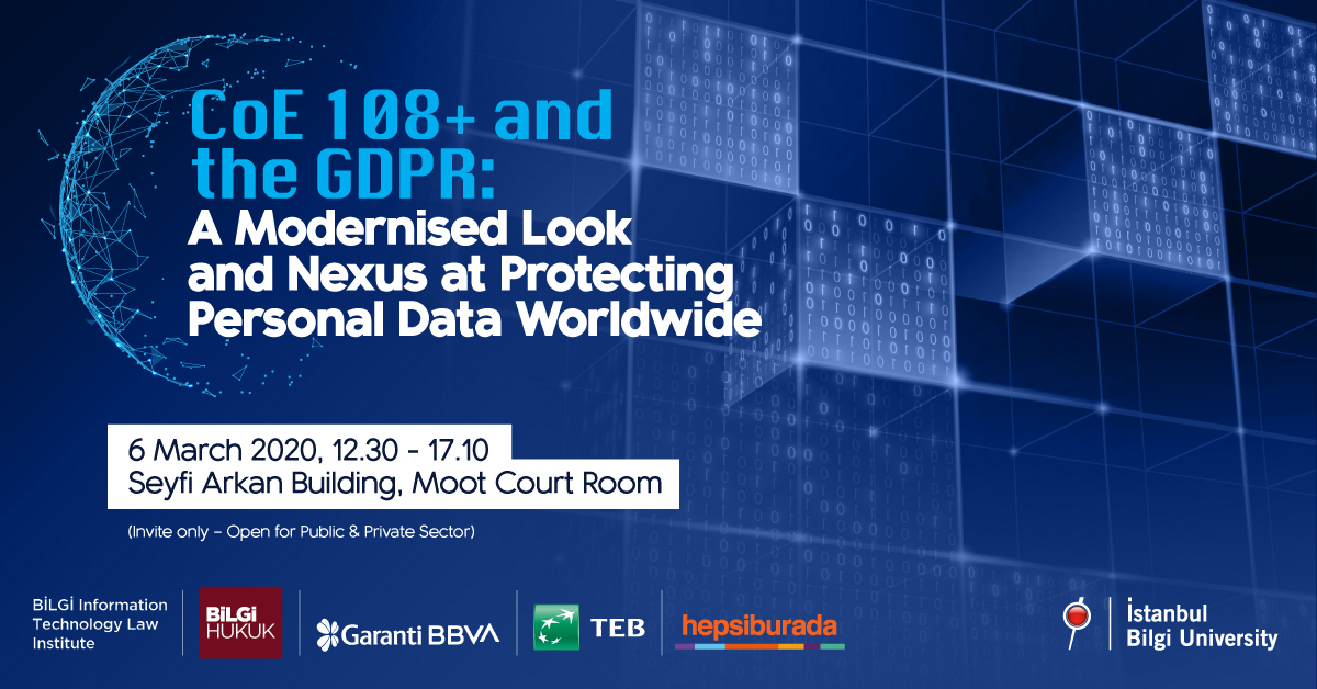 CoE 108+ and the GDPR: A Modernised Look and Nexus at Protecting Personal Data Worldwide