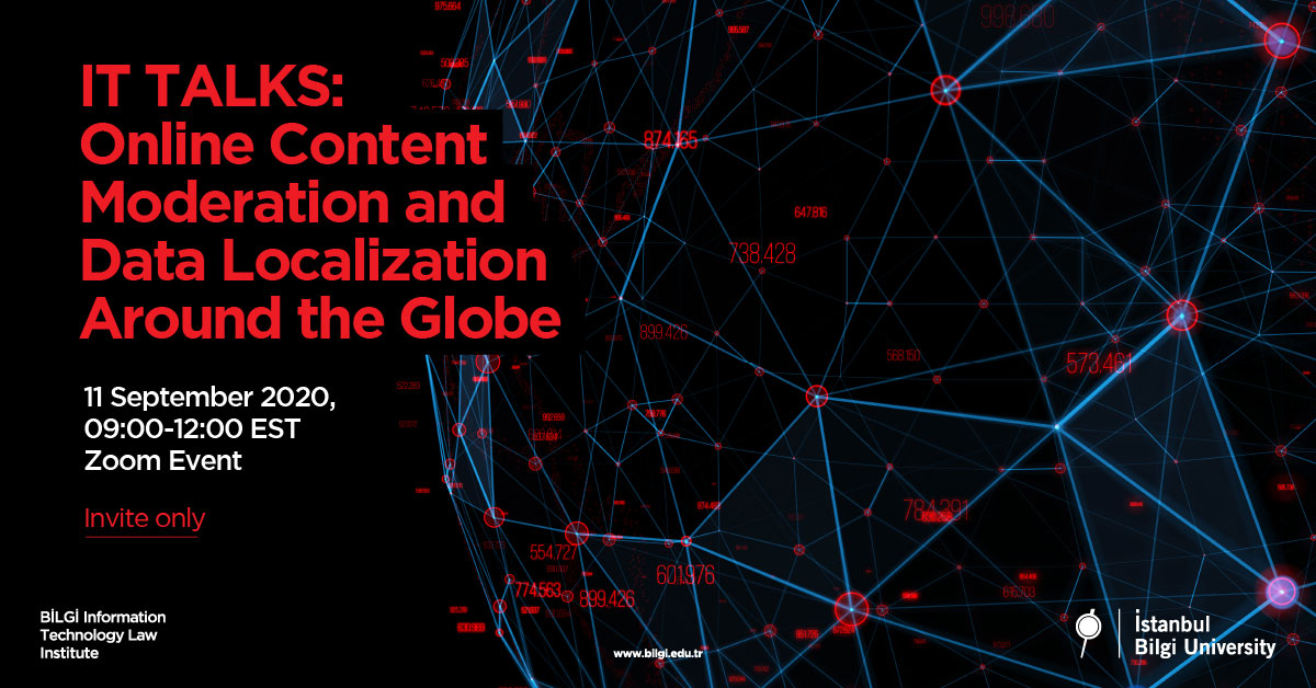 IT TALKS: Online Content Moderation and Data Localization Around the Globe