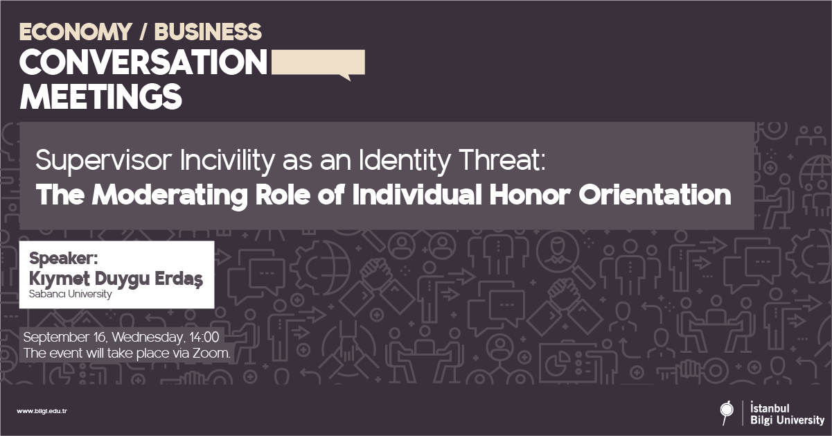 Supervisor Incivility as an Identity Threat: The Moderating Role of Individual Honor Orientation
