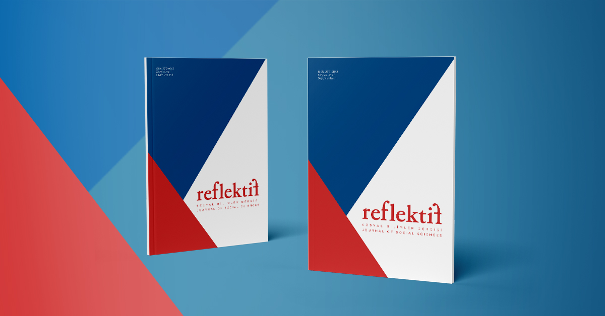 REFLEKTİF Journal of Social Sciences has been launched