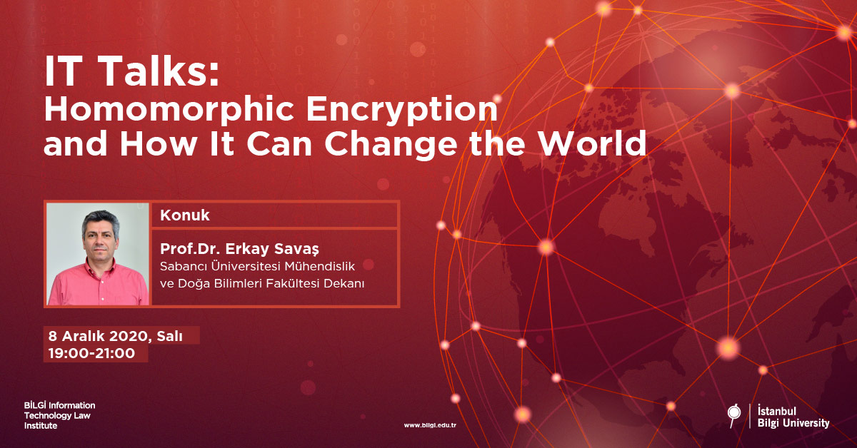 IT Talks: Homomorphic Encryption and How It Can Change the World