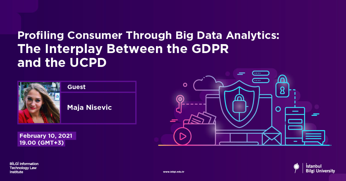 IT Talks: Profiling Consumer Through Big Data Analytics: The Interplay Between the GDPR and the UCPD