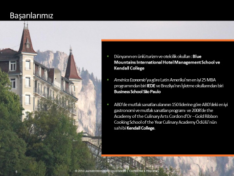 About Laureate University Istanbul Bilgi University