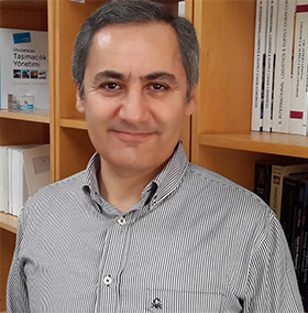 Kenan Dinç Faculty Member, PhD
